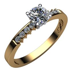 Layla Diamond Engagement Ring